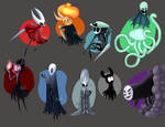 Hollow Knight Doodles #1
