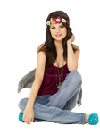 Selena Gomez Wizards Of Waverly Place 3 PNG