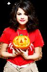 Selena Gomez Halloween PNG