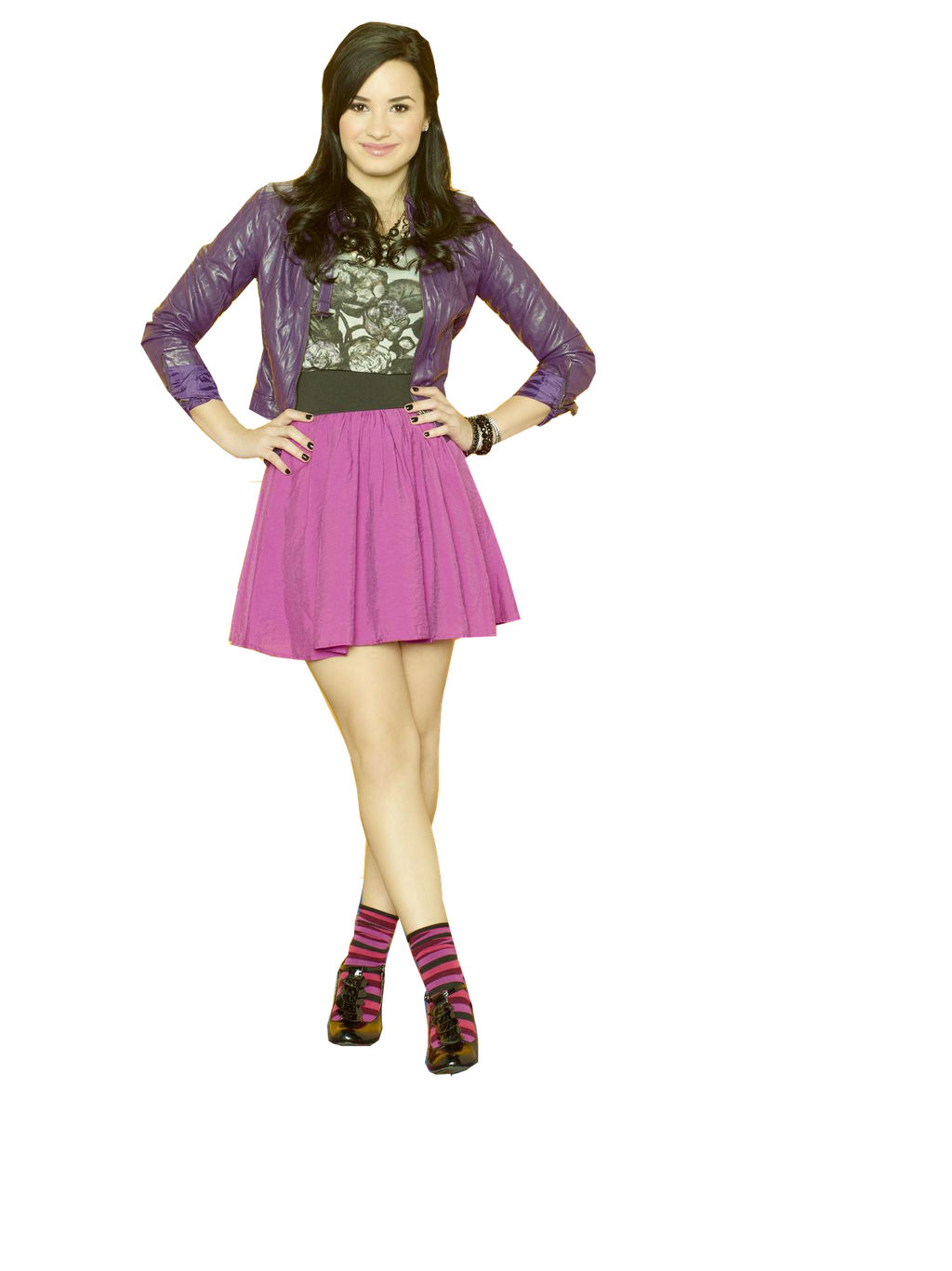 Demi Lovato Sonny With A Chance PNG 80 by WaterFairy123 on ...