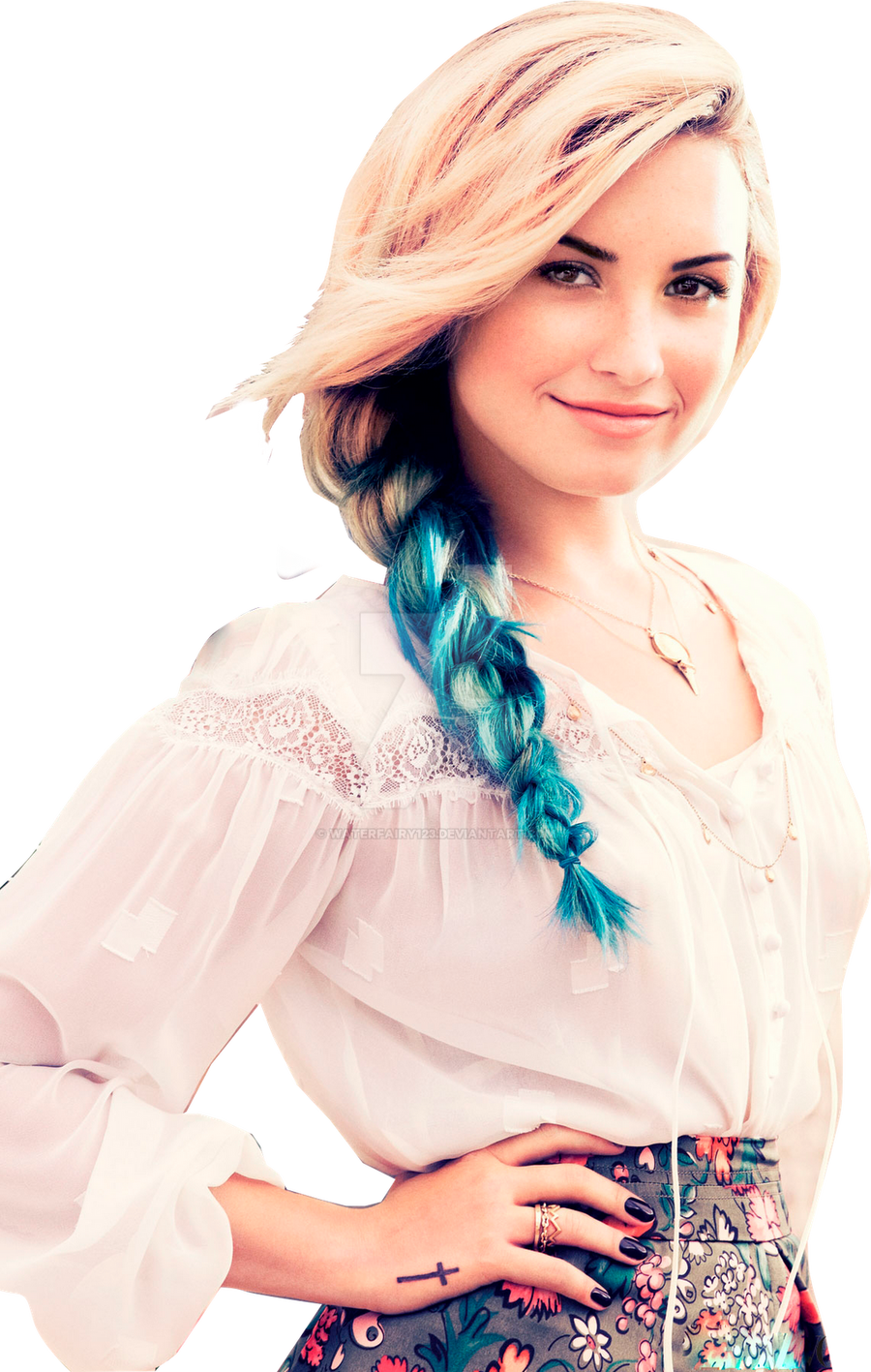 demi lovato teen vogue png 88 by waterfairy123 on deviantart