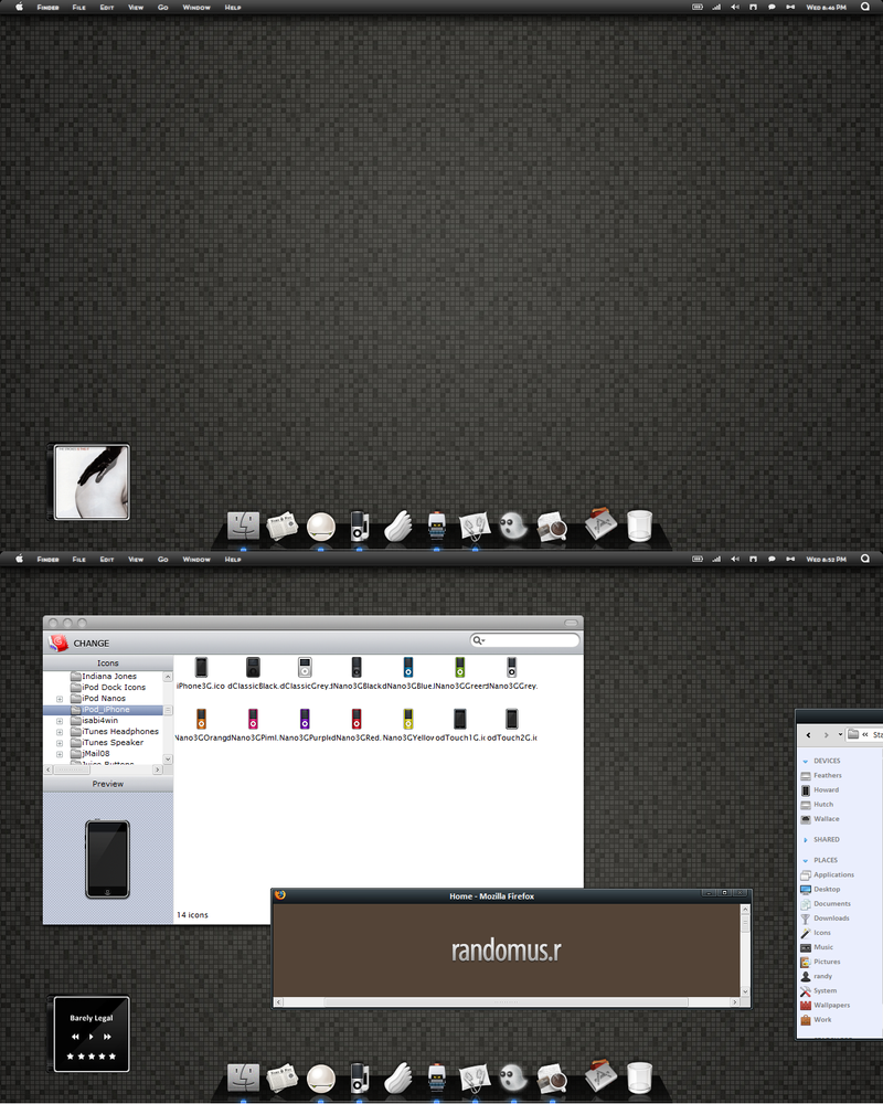 Desktop - 18 Feb 09 by randomus-r