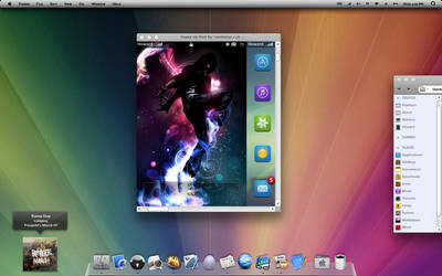 Desktop - 32 March 09 by randomus-r