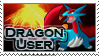 Stamp- Dragon User by LtJJFalcon