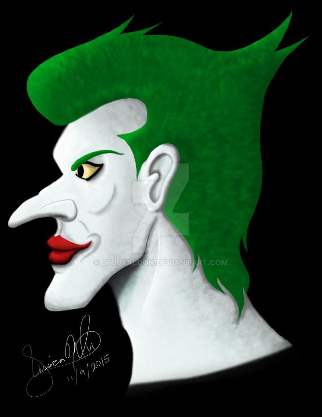 Batman - Uncle J by LtJJFalcon