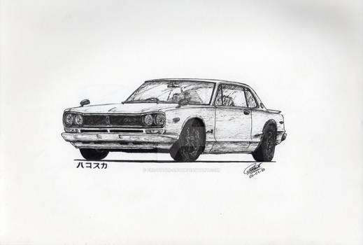 Nissan Skyline GT-R 1971