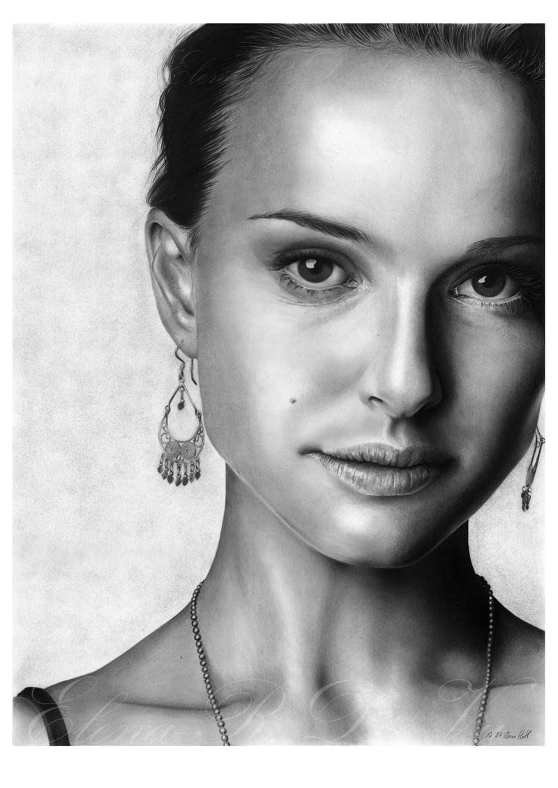 Natalie Portman no3 by ElenaR