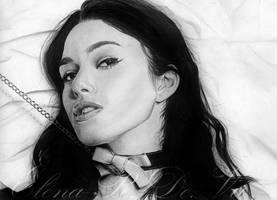 Keira Knightley by ElenaR