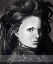 Natalie Portman no2 by ElenaR