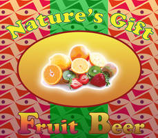 Nature's Gift Beer Label