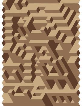 Brown Tessellation