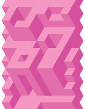Pink Tessellation