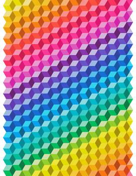 Rainbow Tessellation