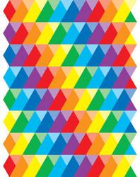 Rainbow Tessellation 3
