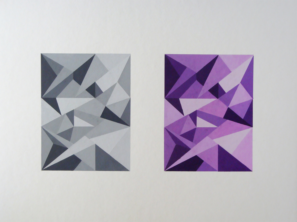 1000 images about art 4 monochromatic on pinterest for Monochromatic decor