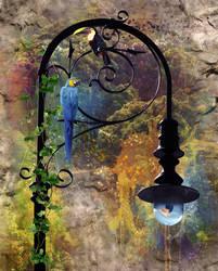 Tropic Lamp