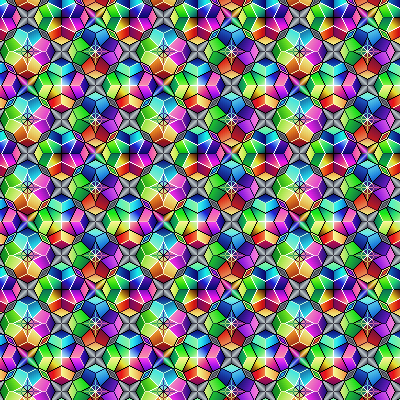 Crystallized Prism Pattern by Humble-Novice