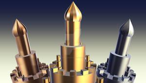 Metallic Towers