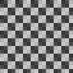 Intricate Checkered Pattern
