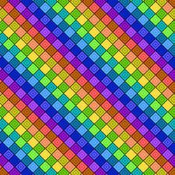 Spectrum Block Pattern by Humble-Novice