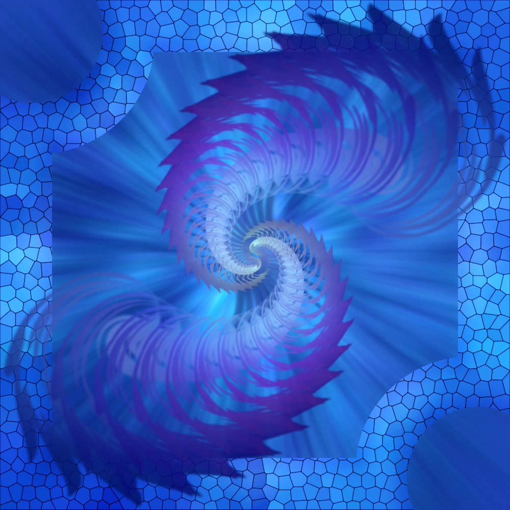 Spiral Abstract 3 by Humble-Novice