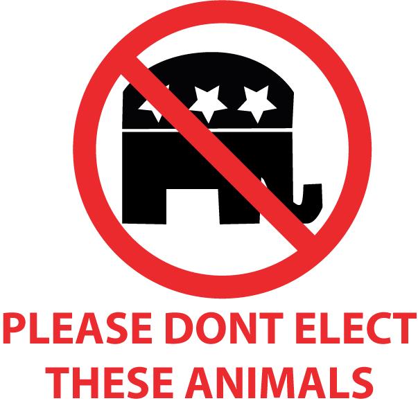 Anti - Republican by MallcoreMassacre