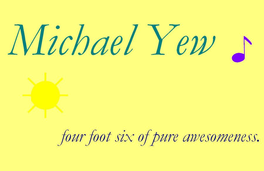 Percy Jackson- Michael Yew by blackandwhitephoto96 on ...