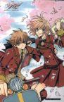 Syaoran and Sakura by masterkarah