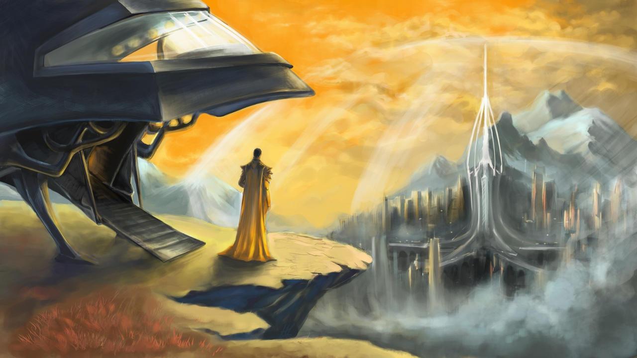 Gallifrey by Ardariel