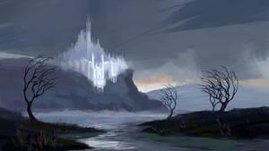 white castle by Ardariel
