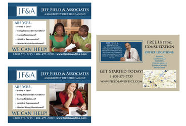 Jeff Field and Associates Postcard by JPasquarelli