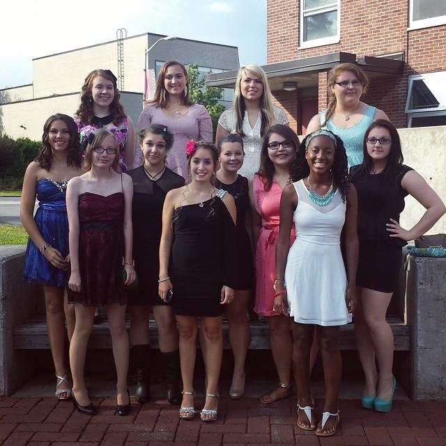 MY TC GROUP!! by RoseThornsoftheVine
