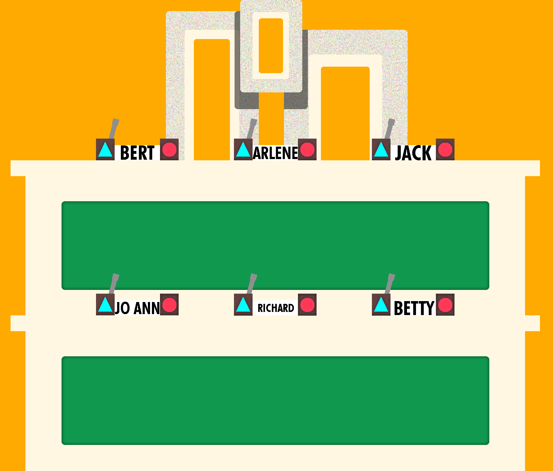 Match Game 7X Pilot Panel by mrentertainment