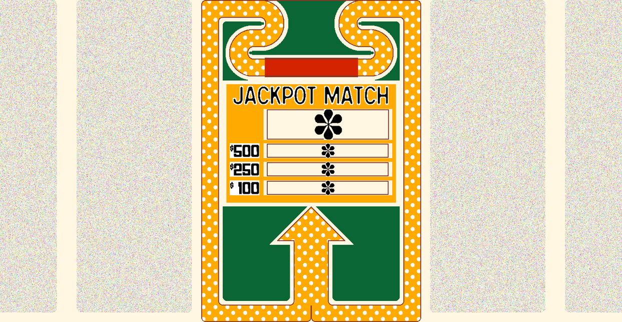 Jackpot Match by mrentertainment