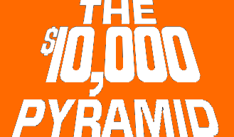 The $10,000 Pyramid Logo by mrentertainment