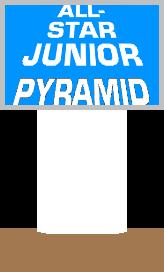 All-Star Junior Pyramid Host Podium by mrentertainment