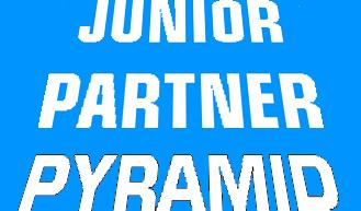Junior Partner Pyramid Logo by mrentertainment