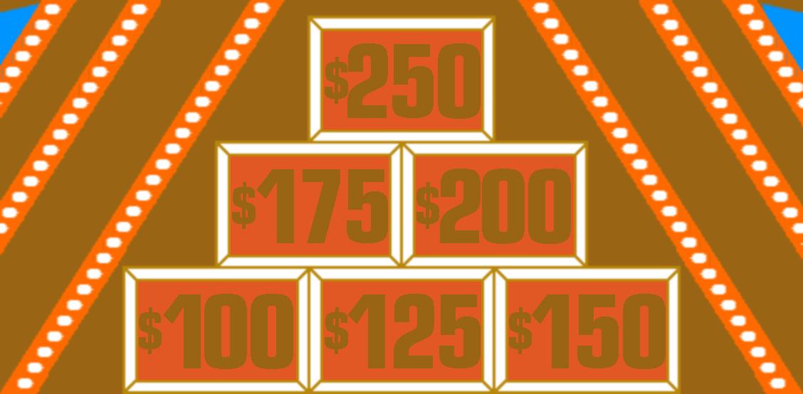 Junior Partner Pyramid Winner's Circle Amount by mrentertainment