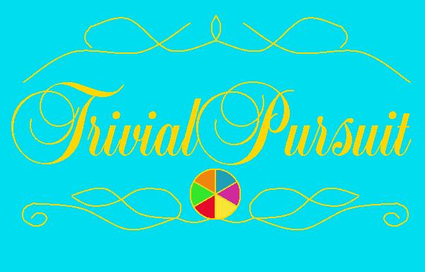 Trivial Pursuit Logo by mrentertainment