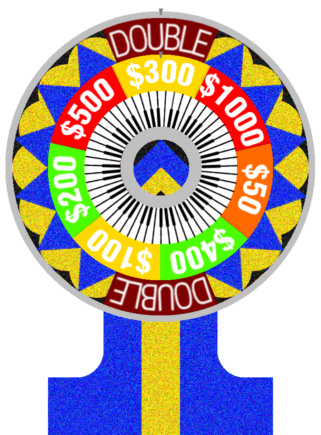 Melody Roulette Wheel 1976 by mrentertainment