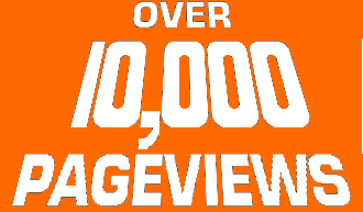 Over 10,000 Pageviews by mrentertainment