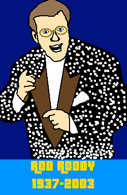 Rod Roddy by mrentertainment