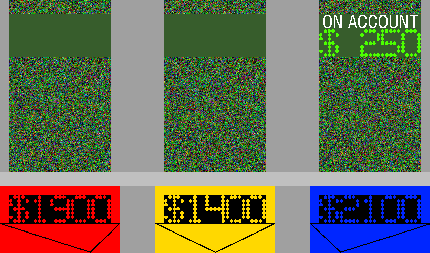 Original Contestant Area (Multi-colors) by mrentertainment
