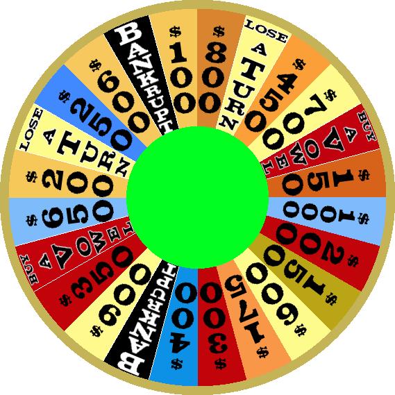1975b Round 3 Wheel by mrentertainment