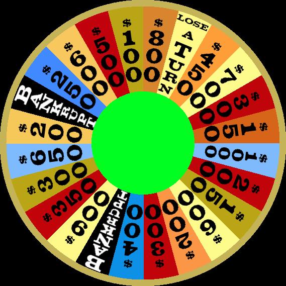 1978 Round 2 Wheel by mrentertainment