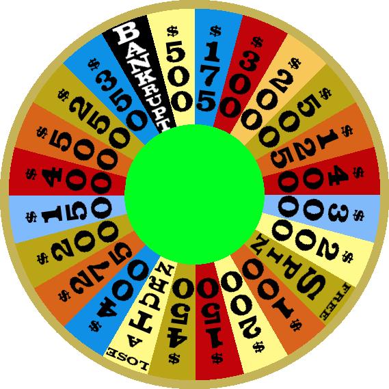 1978b Round 1 Wheel by mrentertainment