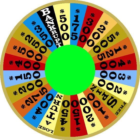1979a Round 1 Wheel by mrentertainment