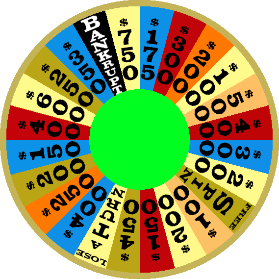 1979b Round 1 Wheel by mrentertainment