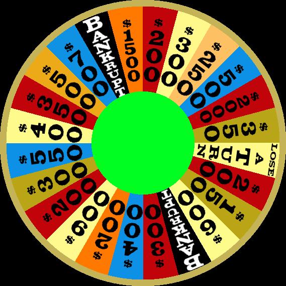 1979b Round 3 Wheel by mrentertainment
