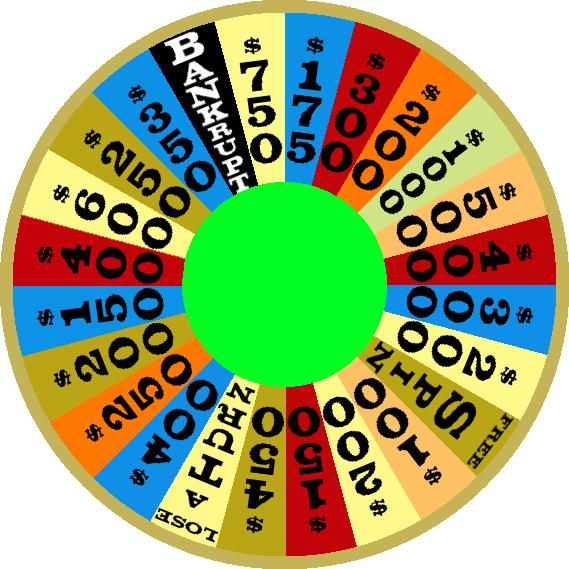 1983b Round 1 Nighttime Wheel by mrentertainment